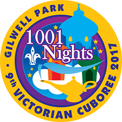 9th VICTORIAN CUB CUBOREE 2014 at Gilwell Park (scout camp) in Gembrook, Victoria, Australia