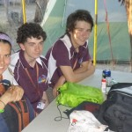 Our Venturers at Jamboree