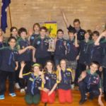 2012 Scouts District Swimming Carnival Winners