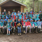 Pack 208 at 2014 Cuboree