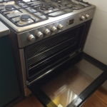 our new 90cm stove